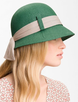 Shop It Out: The Great Gatsby Trailer : Lucky Magazine Love this hat!!!