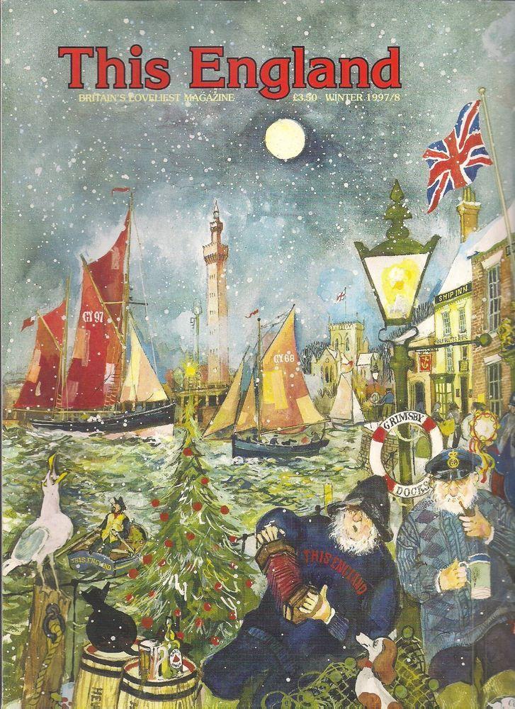 THIS ENGLAND 1997-98 Winter - Ivor Novello - Sir James Goldsmith - Yorkshire #ThisEngland