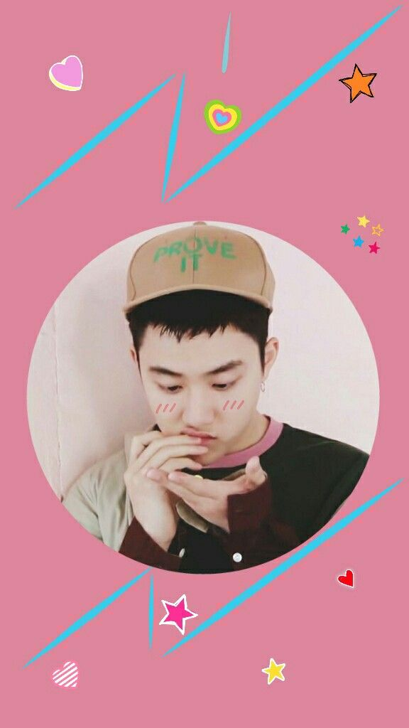 EXO Dyo Kyungsoo wallpaper