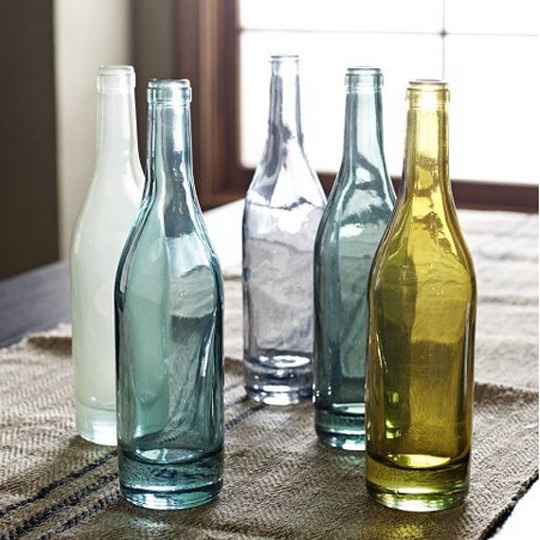 Recycled glass bottles loves pinterest - How to recycle glass bottles ...