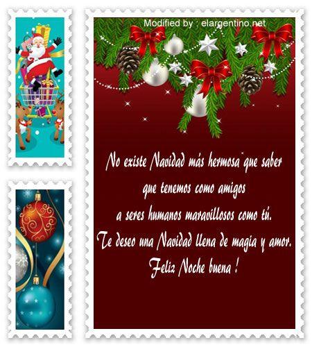 originales saludos de Navidad  para compartir,descargar tarjetas bonitas con frases para Navidad gratis : http://www.elargentino.net/mensajes_de_texto/mensajes_de_navidad.asp