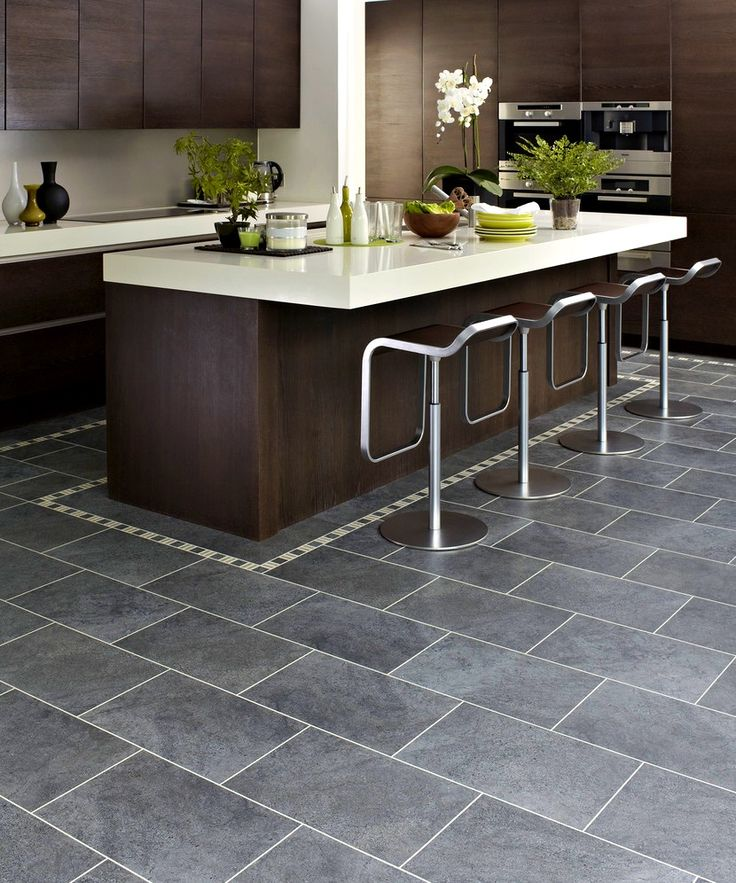 Kitchen Floor Tiles Modern: Bathroom:Delightful Dark Grey Kitchen Floor Tiles