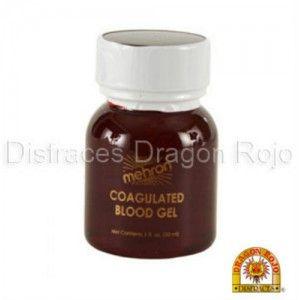 Sangre Artificial Coagulada - Efectos / FX - Disfraces Dragón Rojo