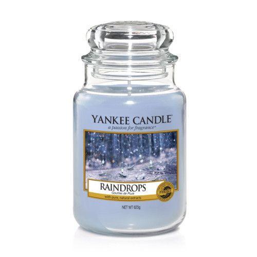 Raindrops : Large Jar Candle : Yankee Candle