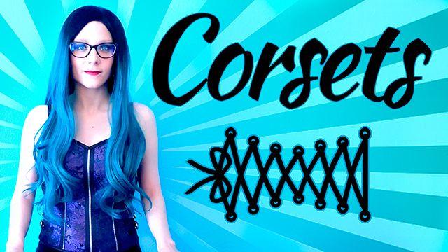 Corsets Góticos, Elegantes y de Fiesta #corsets #gotico #gothic #corset #ropa #alternativa #xtremonline
