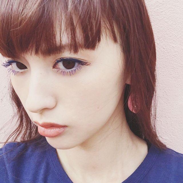 MAQUIAでセルフィー | Little Bit -emi suzuki official site-