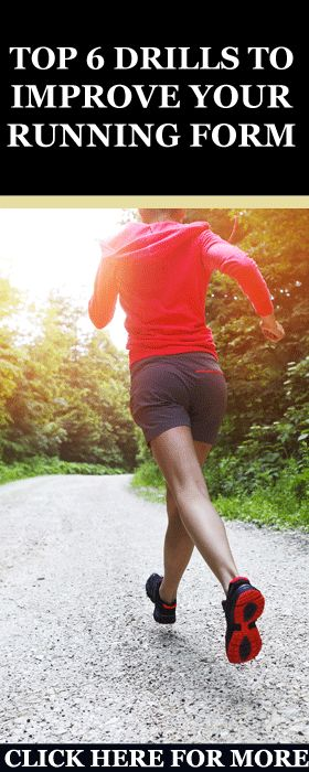 running form is neglected most of the time. That's a common mistake I see many runners make—especially recreational runners. That's why today, dear runner, I'm sharing with you a list some of the best drills you can do to improve your running technique. So are you excited? http://www.runnersblueprint.com/the-6-best-training-drills-to-improve-your-running-form/ #Running #Form #Drills