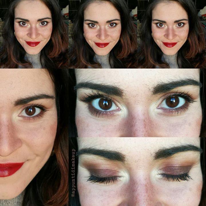 Buongiorno! Buon inizio settimana  il trucco di oggi punta evidentemente tutto sulle labbra  avrei sicuramente potuto osare di più con gli occhi forse è un po' sbilanciato ma il trucco era pensato per un altro rossetto     come base sul viso ho usato il Prolongwear concealer di MAC Cosmetics nella colorazione NC20 fissato con il fondotinta Blemish remedy di BareMinerals (di cui vi ho parlato anche nel post di stamattina: http://ift.tt/2mBTDm8 ) e poi ho fatto un po' di contouring con la…