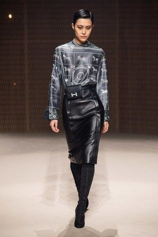 Hermès Herbst/Winter 2019-2020 Ready-to-Wear – Fashion Shows