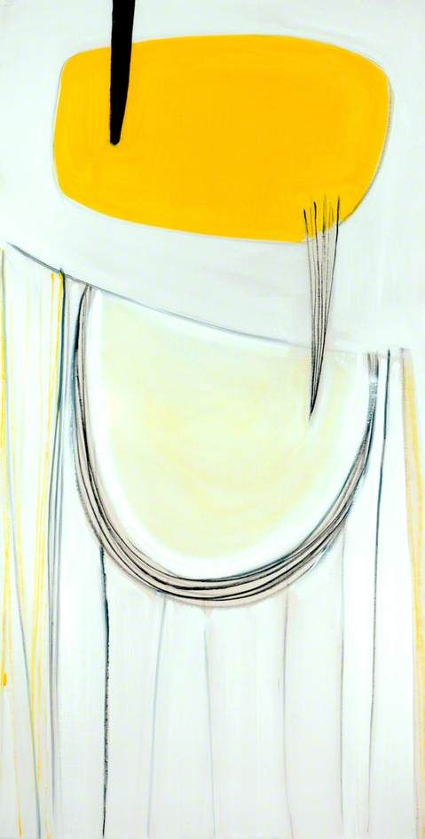 Terry Frost - Lemon and White