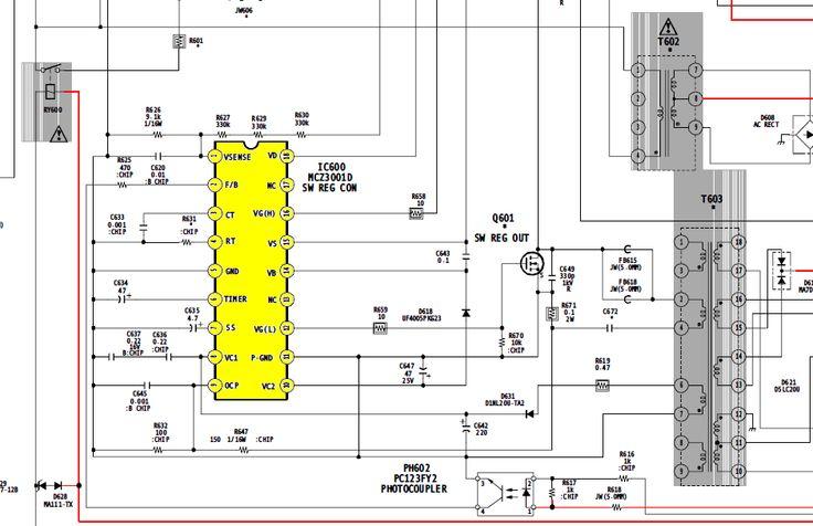 REPUESTOS ELECTRONICOS PARA AUDIO Y VIDEO.: IC MCZ 3001DB/D/DA SONY TV.