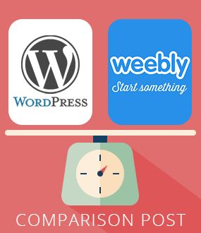 Weebly vs WordPress both have their own pros and cons. In this article, I will explain in detail the key differences between Weebly and WordPress.