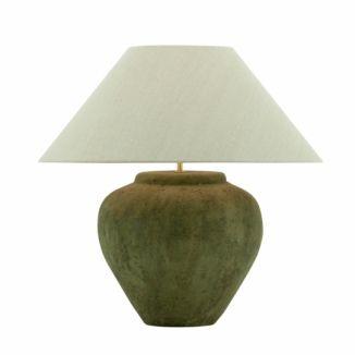 Natural Genua Clay kruiklamp S | NATURAL | Binnenverlichting - Tafellampen | Lichtkunde