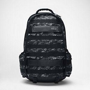 Nike RPM Backpack Black/Black/Black Graphic NKBA5131 011