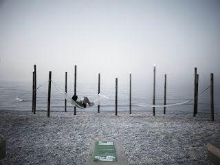 a f a s i a: GNOMONE Architettura - Demanio Marittimo km 278, Landscape