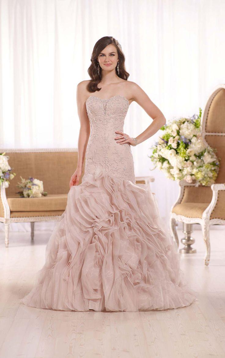 Magnífico Vestido De Novia Alfred Angelo Cinderella Motivo - Ideas ...