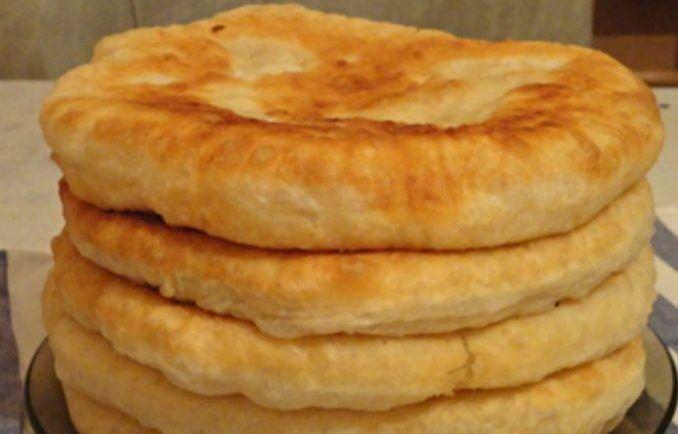Domáce kefírové placky : Keď sa naučíte tento recept, vaša rodina vás bude na rukách nosiť. - Báječná vareška