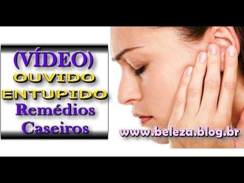 (VÍDEO) Como Desentupir o Ouvido - Descomprimir
