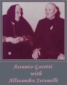 Image result for maria goretti and her mother and murderer