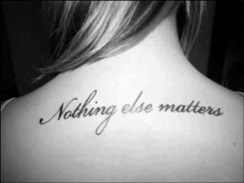 17 best ideas about back quote tattoos on pinterest shoulder quote tattoos thigh quote. Black Bedroom Furniture Sets. Home Design Ideas
