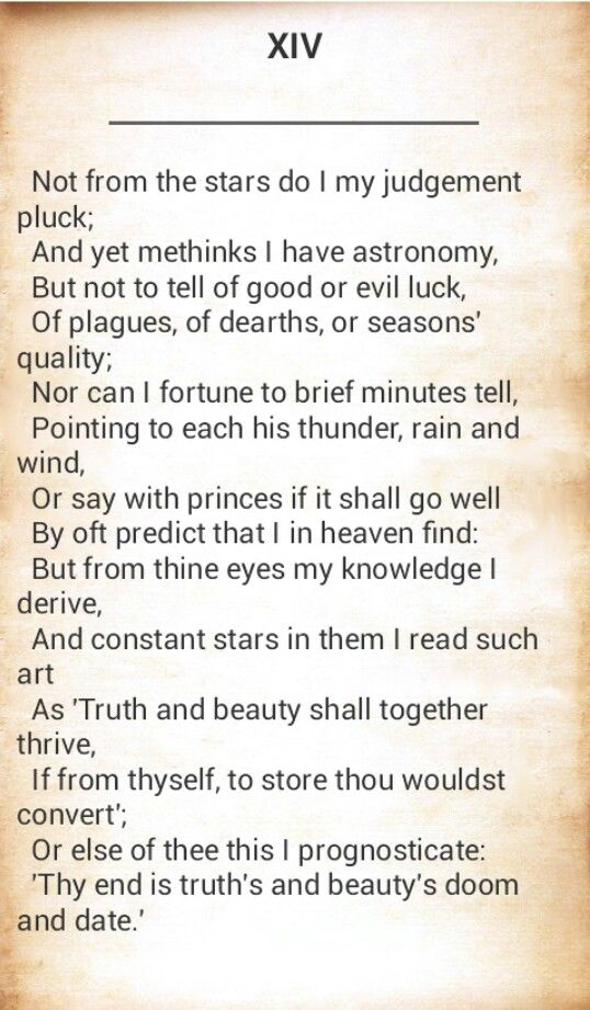 42 best Favourite Sonnets images on Pinterest | Poem, Poetry and ...
