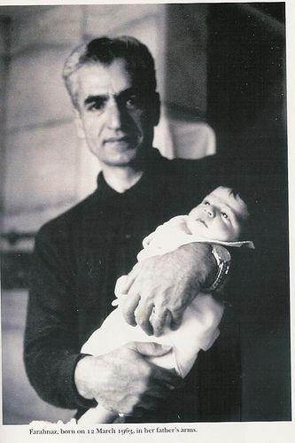 KİNG Mohammed Reza Pahlavi and croen prince reza pahlavi,ROYAL İRAN by Playing By Heart, via Flickr