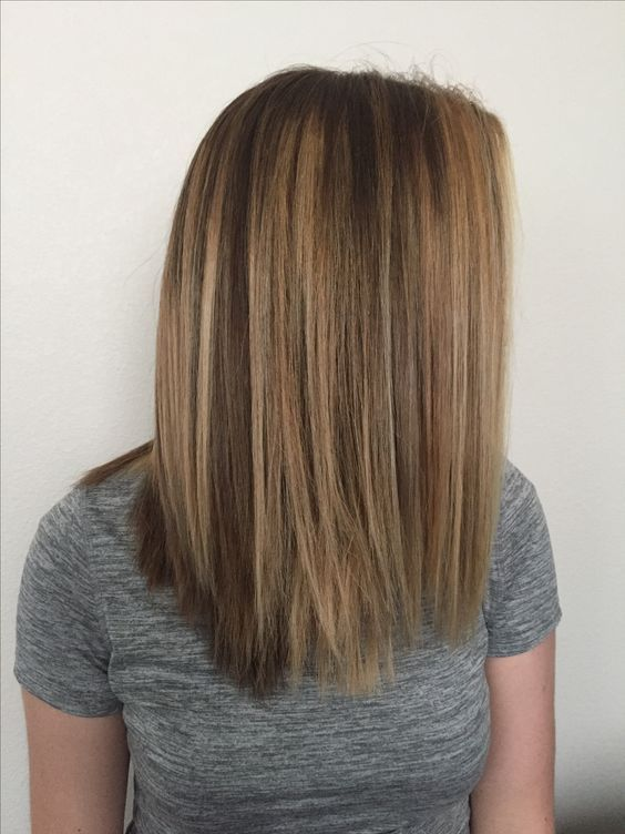 45 Popular Short Shoulder Length Haircuts And Colors For