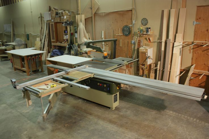 Isgood woodworking coop shop space for rent from full
