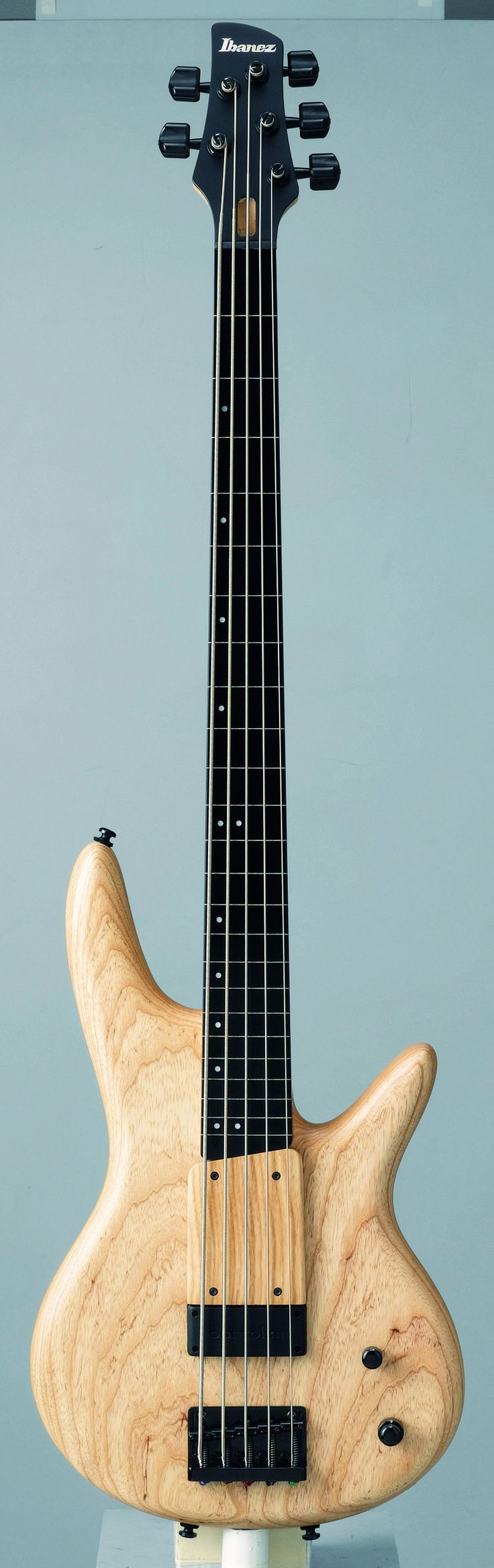 Ibanez Gary Willis Handcrafted Japanese Fretless Bass