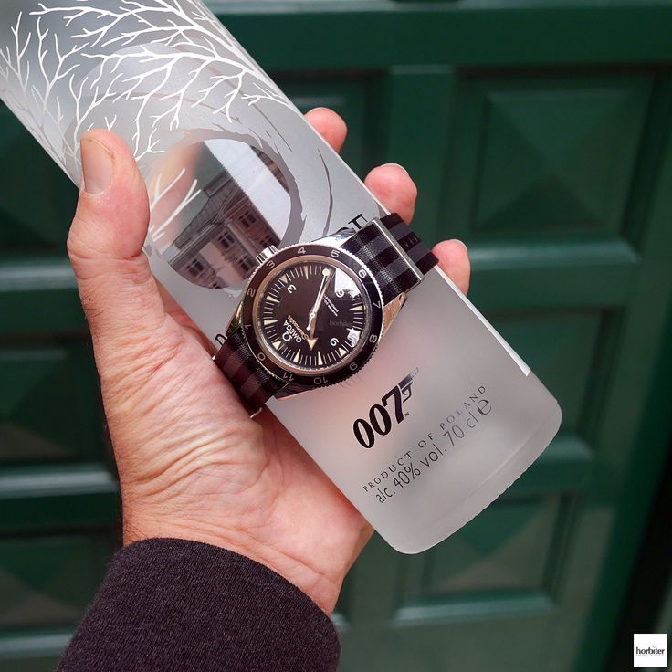 """Omega Seamaster 300 """"Spectre"""" Limited Edition - """"Excellent Choice Mr Bond"""""""
