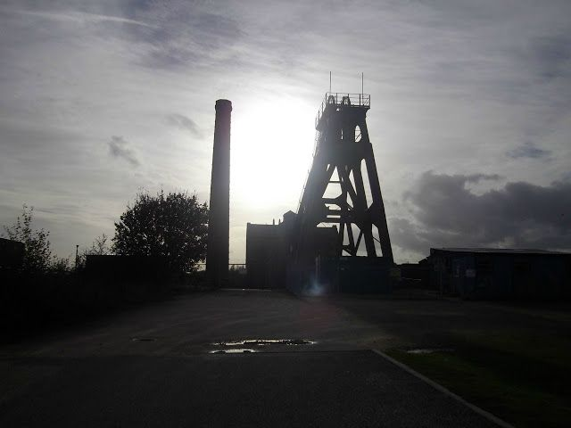 Photography Heritage Mansfield Pleasley Mining