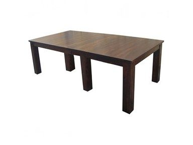 Global Imports SKP0012. Dining Table Square Legs.