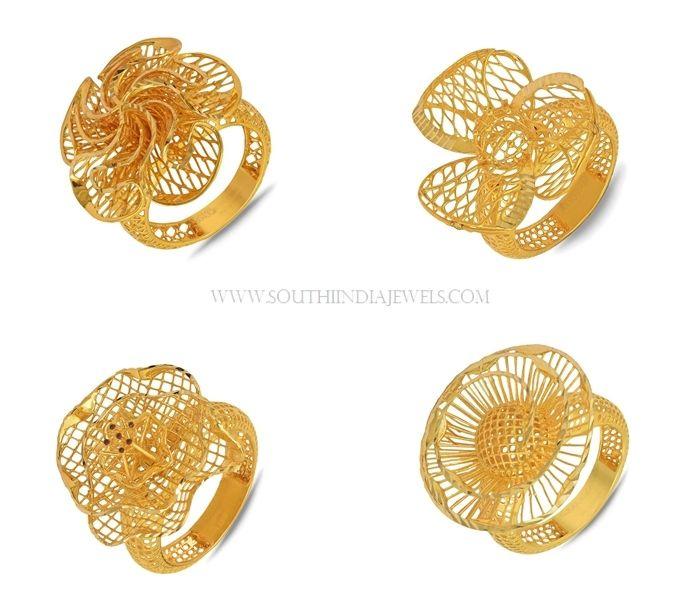Latest Finger Rings Designs For Female