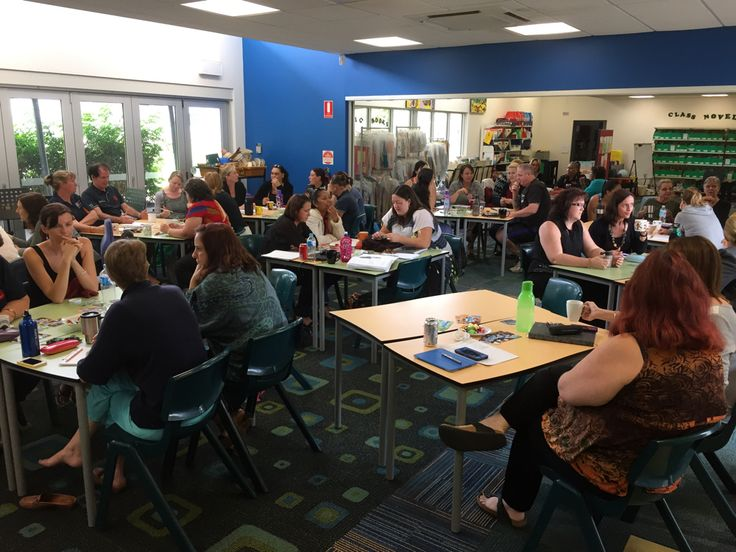 What a fantastic day we had today working on Restorative Practices with our friends at Driver PS. #restorativedps