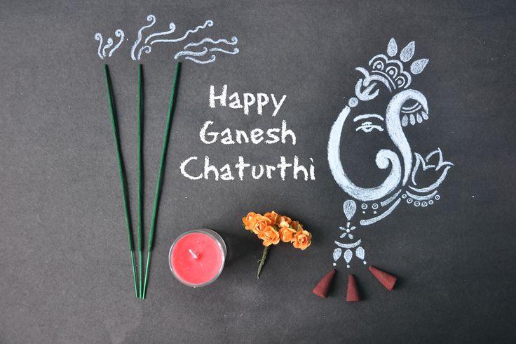 Happy Ganesha Chaturthi !