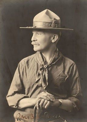 Robert Baden Powell - Legado Digital #Biografia #Biographie