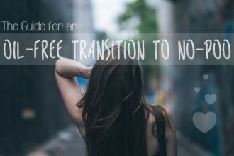 How to Transition to No-Poo Without Looking Oily! | Just Primal Things