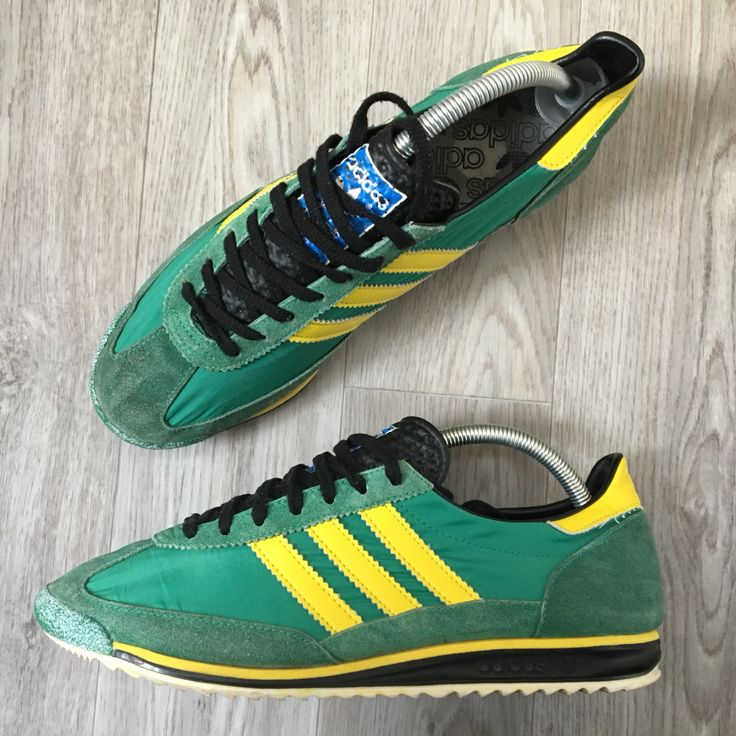 Adidas SL 72. Article: 909710. Year: 2008. Made in Vietnam.