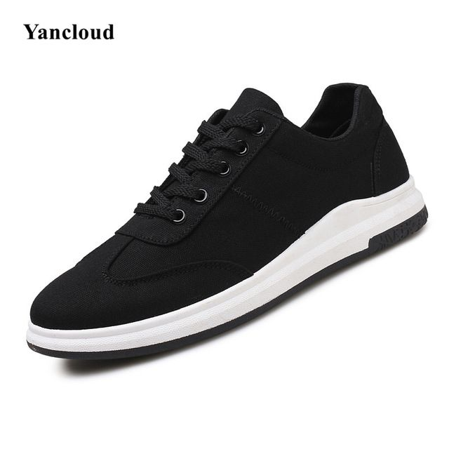 Promotion price Brand New 2017 Fashion Spring Summer Men's Shoes Breathable Lace up Casual Shoes Men Flat Skate Shoe Male just only $19.75 with free shipping worldwide  #menshoes Plese click on picture to see our special price for you
