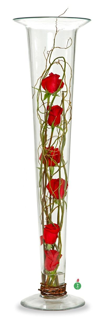Send Roses in Glass in Wellington, OH from Elegant Designs in Bloom, the best florist in Wellington. All flowers are hand delivered and same day delivery may be available.