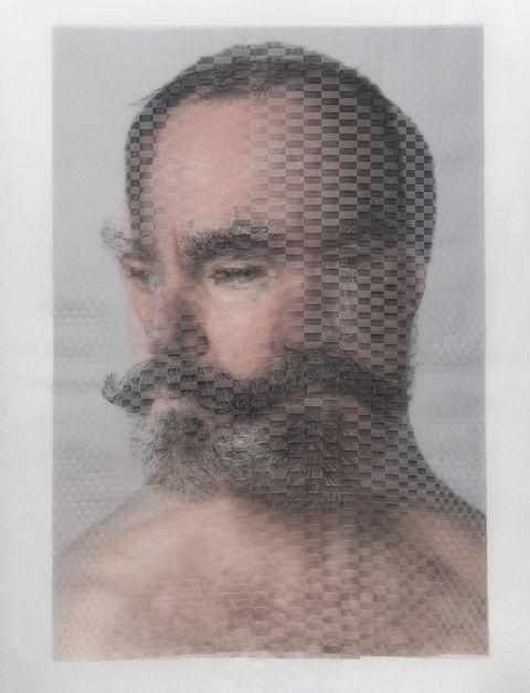 David Samuel Stern | PICDIT | woven portraits