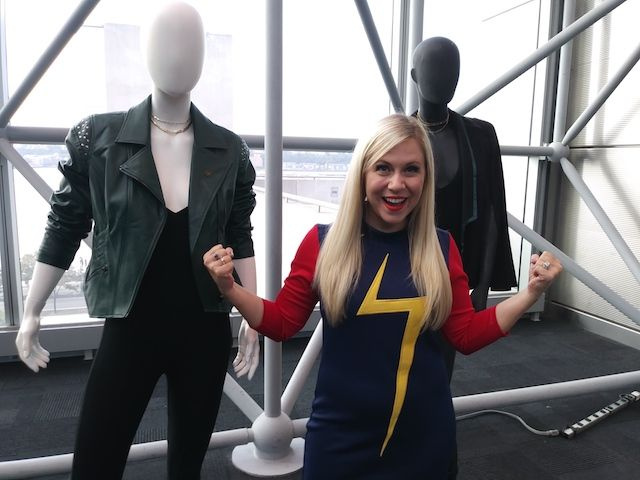 Her Universe Founder Ashley Eckstein Talks Body Diversity, Partnering with Disney, and How Ravioli Helped Her Write a Book
