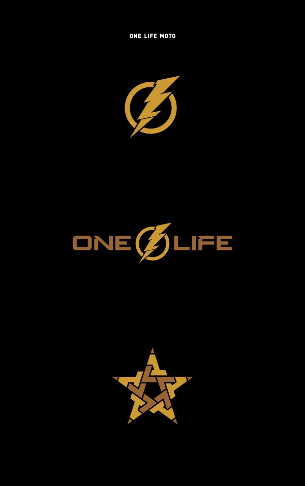 One Life branding by Igor Duibanov