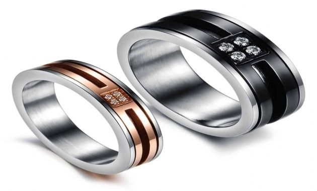 Matching Promise Rings For Couples Under 100