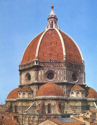 Filippo Brunelleschi - Florence Cathedral Dome