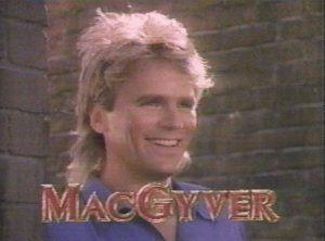 MacGyver!!! - TV Show - MEMORIES - 80's & 90's