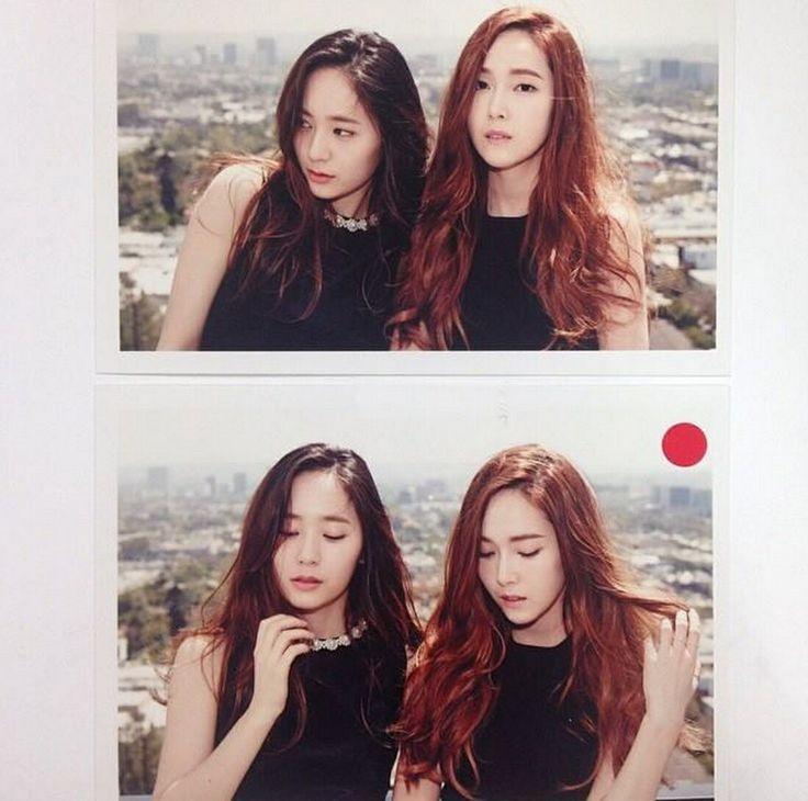 Jessica & Krystal nylon magazine