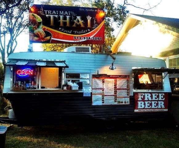 Thai Food Truck Austin Tx