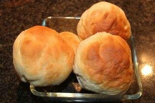 Boller - ny sjov måde at bage på - og de smager fantastisk
