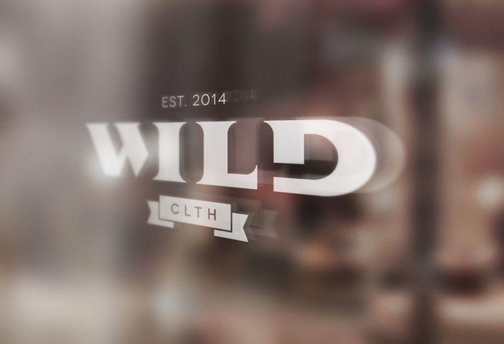 WILD CLTH // logo